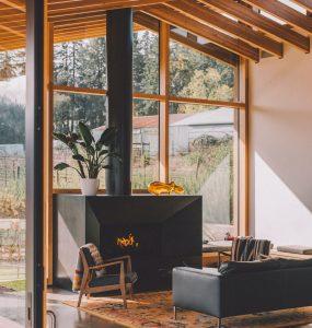 ahorro de energía con chimeneas